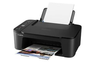 Canon PIXMA Home TS3460BK A4 All-in-One Inkjet Wi-Fi Printer PG645+CL646 NEW