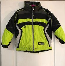 OBERMEYER OBXTREme Explorer Winter Jacket Snow Reversible  Hooded  6 Preschool