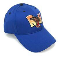 Midland RockHounds Outdoor Cap Adjustable Hat Strapback Adult Youth Sizes Blue