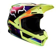 Fox Racing V1 Gama Helmet Yellow 23977-005