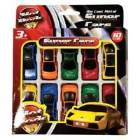 1 pack Children's Kids Die Cast Metal Hot Rods Toy Super Cars Various Styles