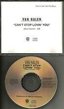 VAN HALEN Can't Stop Lovin You 1995 USA Rare PROMO Radio DJ CD Single PROCD7470
