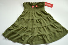 **RARE** NWT Gymboree TROPICAL GARDEN Tiered Skirt or Strapless Dress 4