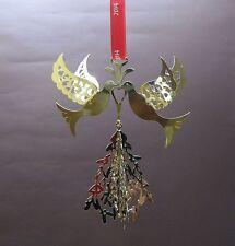 Georg Jensen Golden Christmas Weihnachtsmobile 2014 GOLD OVP