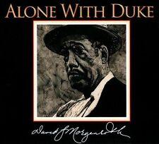David Morgenroth CD Alone With Duke Jazz Ellington Digipak