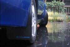 Rally Armor 02-07 Subaru WRX /STI /RS /2.5i Classic Mud Flaps Kit w/ BLUE Logo