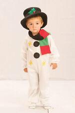 Snow Man New #Children's Costume Fancy Dress For Christmas Xmas