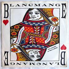 Single (s) - WHAT´S YOUR PROBLEM - Blancmange