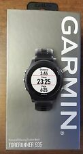 New Garmin Forerunner 935 Black Premium GPS Running Triathlon Watch 010-01746-00