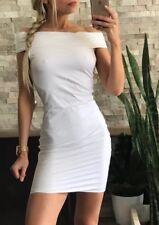 ❤️❤️ Women's KOOKAI Brand BNWT Size 2 White Off Shoulder Dress Rrp $120 ❤️❤️