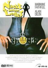 Nackt unter leder- Alain Delon, Marianne Faithfull DVD