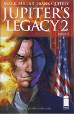 Jupiter's Legacy (Vol. 2) #2B VF/NM; Image   save on shipping - details inside