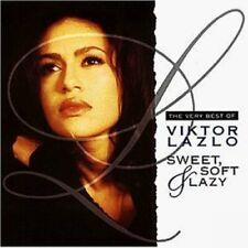Viktor Lazlo Sweet soft n' lazy-The very best of (1993)  [CD]
