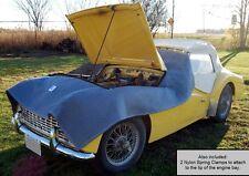 Dr-Doolin's Triumph TR3 Fender Blanket - -SKU FB-TR3