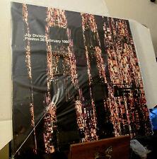 rare #1158/1500 JOY DIVISION Preston 28 February 1980 Live VIOLET LP   new order