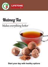 NUTMEG TEA✅SLEEP AID TEA✅ANTIDOTE FOR INSOMNIA✅LIBIDO✅20 Teabags 40g