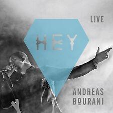 ANDREAS BOURANI - HEY LIVE 2 CD NEUF