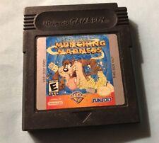 Tasmanian Devil: Munching Madness (Nintendo Game Boy Color, 1999)
