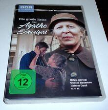 DVD *** Die große Reise der Agathe Schweigert *** DDR TV - Archiv