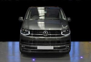 VW T6 2016-2019 LED DRL Headlights with Standard flashing indicators
