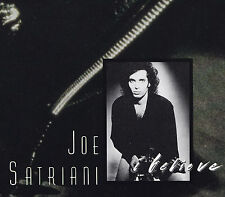 JOE SATRIANI - MAXI-CD - I BELIEVE