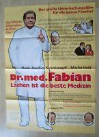 Filmplakat -  Dr. med. Fabian ( Hans-Joachim Kulenkampff , Gisela Uhlen )