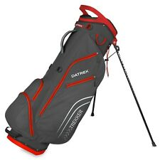 Datrek Trekker Ultra Lite Stand Bag Charcoal/Red