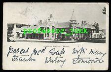 ABOYNE Forest of Glentana ABERDEENSHIRE  Rare Early Undivided Back Postcard 1901