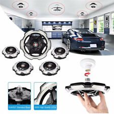 120W Ultra Brightness 2835 LED Garage Work Lights Home Ceiling Fixture Shop Lamp