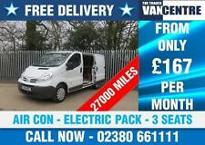 Right-hand drive Primastar SWB Commercial Vans & Pickups