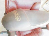 Norton gunfighter   seatread description