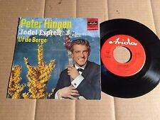 "PETER HINNEN - JODEL-EXPRESS / UF DE BERGE -7"" SINGLE (10)"