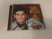 Bob Wills & His Texas Playboys - Country Music Legends - CD X 2 (2006)