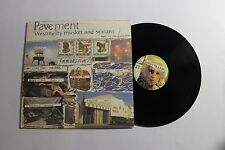PAVEMENT Westing (Musket And Sextent) LP COMP Drag City Rec DC-14 US 1993 VG+ 6G