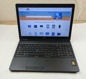 "Dell Precision 3520 i7-7820HQ 2.90GHz 32GB RAM 512GB SSD 15.6"" FHD Quadro M620"