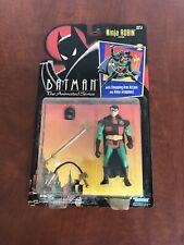 "DC BATMAN THE ANIMATED SERIES Kenner NINJA ROBIN 5"" Figure MOC TAS 1993 Nice"