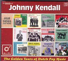 Johnny Kendall : Golden Years of Dutch Pop Music - 2CD