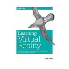 Learning Virtual Reality by Tony Parisi (author)