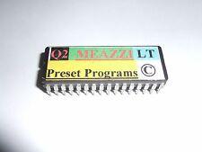 Alesis Quadraverb 2 - MEAZZI LT PRESETS EPROM - 100 PRESETS Echoes Copyright.