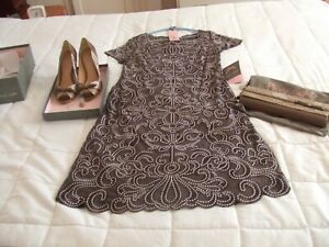 wedding outfit Phase Eight ,dress worn once , handbag ,shoes never worn.