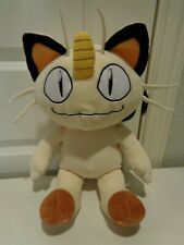 Pokemon Build a Bear - Meowth - BAB Plush Authentic Workshop