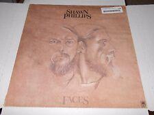 SHAWN PHILLIPS - Faces - A&M LP SP-4363 OG '72 Jazz Rock Pop Blues