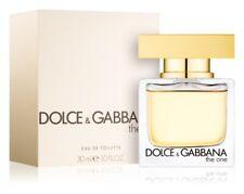 DOLCE & GABBANA D&G THE ONE 30ML EAU DE TOILETTE SPRAY BRAND NEW & SEALED