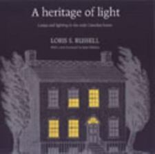 A Heritage of Light: Lamps and Lighting in the Early Canadian Home (RICH: