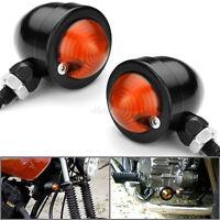 2pcs Motorrad Blinklicht Blinker 12V 10W für Harley Honda Yamaha ATV Quad Roller