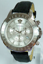 Versace Uhr Uhren Herrenuhr Chronograph VEV600119 CHRONO SIGNAT Armbanduhr NEU