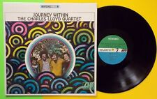 CHARLES LLOYD QUARTET Journey Within LP 1967 Green & Blue Label Stereo #4606