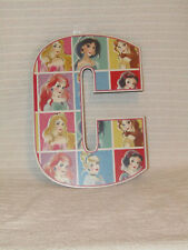 Disney Rare Wall Decor Letter C , Showing Most Princess