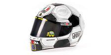 Minichamps AGV Helm Valentino Rossi, Moto GP 2008 Barcelona 1:2 Limited Edition