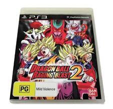 Dragon Ball: Raging Blast 2 Sony PS3